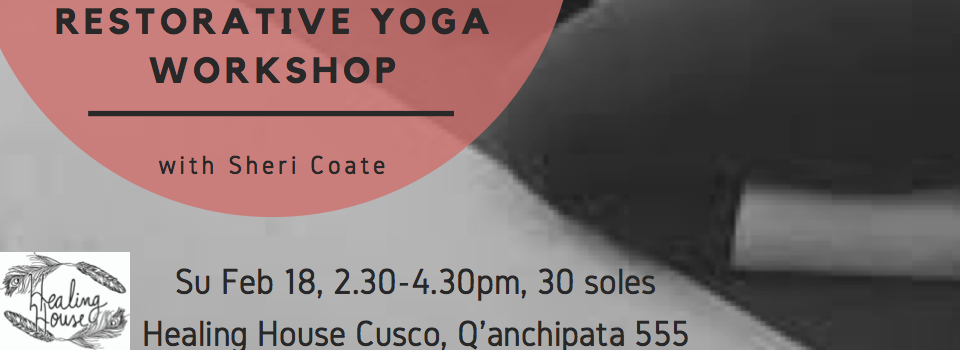 Learn How to Prob and Practise Restorative Poses!